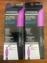 2 COVERGIRL So Lashy! blastPRO Waterproof Mascara 820 Extreme Black - $10.88