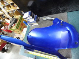SUZUKI GSX R600 Fender Hugger Blue 990A0-60001-YU7 and Blue 990A0-60001-YBA image 12