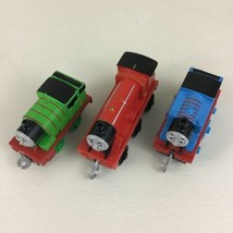Thomas and Friends Percy James Diecast Engine Trains 3pc Gullane 2018 Mattel - $16.78