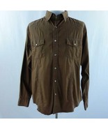 Rock 47 Wrangler Western Snap Front Embroidered Mens Shirt Sz 2XL? - $30.14