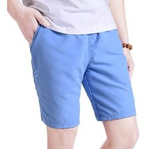 George Jimmy Quick-Drying Pants Men Casual Boardshorts Holiday Loose Beach Short - $9.21