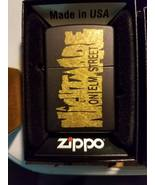 Nightmare on elm street zippo - $30.00