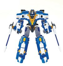Tobot Twin Blade Transformation Action Figure Robot Toy Helicopter Vehicle Car image 3