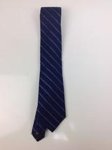 Men's Premier Grid Tie, Navy - £23.34 GBP