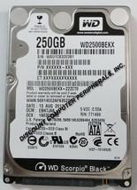 """New Western Digital WD2500BEKX 250GB 2.5"""" 9.5MM SATA III Hard Drive Free US ship"""