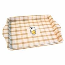 TARTAN Square Iron Trays Decorative Kitchen/Bedroom-Use Trays [Beers] - $20.80