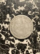1929 Guatemala 5 Centavos Lot#Q312 Silver!  - $5.90