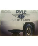"""Pyle - PL463BL - 4"""" x 6""""  Three-Way Triaxial Speakers Systems - Pair - $49.45"""