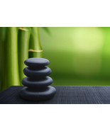 Zen Peace Home Decor Canvas Print A4 Size (210 x 297mm) - $5.25