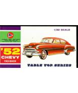 1952 Pyro 52 Chevy Fas-Back Model Kit  - $34.95