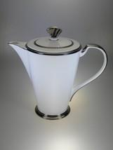 Noritake Sterling Tribute Coffee Pot - $58.87