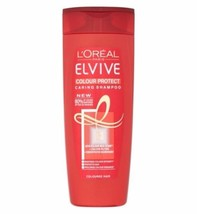 L'Oreal Elvive Colour Protect Caring Shampoo 400ml - $8.96