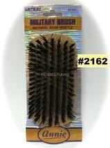 Annie Military Brush Natural Boar Bristle #2162- Medium - $1.97