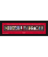 Personalized University of Central Missouri Mules Campus Letter Art Print - $39.95