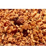Handmade Granola - Maple Crunch Granola Made With Pure Vermont Maple Syrup - $19.30+