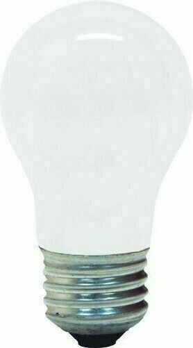 GE 99461 A15 Incandescent A-Line Ceiling Fan Bulb Soft White 355 Lumens