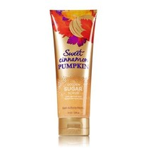 Bath & Body Works Golden Sugar Scrub Sweet Cinnamon Pumpkin 8oz/226g - $33.99