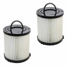 2x Hqrp Hepa Filters For Eureka Air Speed AS1000A AS1001AX Pet AS1002A - $22.93