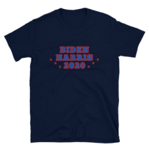 Biden Harris T-shirt / Biden Harris Short-Sleeve Unisex T-Shirt image 9