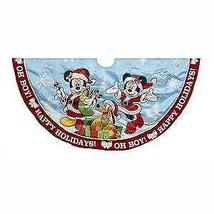 Disney® Mickey and Minnie Mouse Tree Skirt w - $59.99