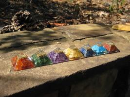 Haunted Mini Orgone Pyramid FREE with 100.00 purchase Moonstar7spirits - $0.00