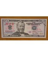 $500 IN $50 Best Novelty Movie Prop Fake Money Training Banknote FREE 24... - $9.99