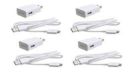 Samsung USB Sync Data Cable for Galaxy S2, S3, S2 4G, Note 1/2, 4 Pack -... - $33.51
