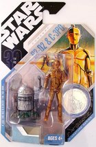 Star Wars Ralph McQuarrie Concept figures R2 and C-3PO - $17.95