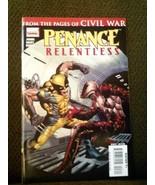 Penance: Relentless #3 (of 5) Wolverine / Civil War [Unknown Binding] [J... - $4.93