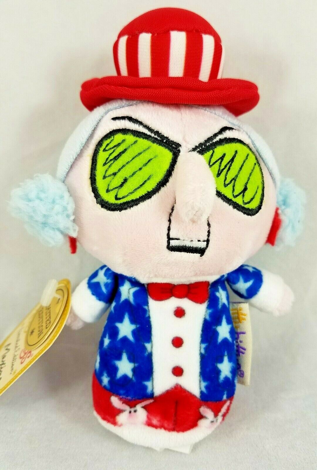 Primary image for Hallmark Itty Bittys Bitty Maxine Stars & Stripes Limited Edition Patriotic NWT