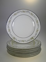 Syracuse China Melodie Bread & Butter Plates or Dessert Plates Set of 8 - $21.46