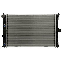 RADIATOR MA3010227 FOR 09 10 MAZDA 6 L4 2.5L V6 3.7L image 2