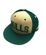 Adidas South Florida Bulls NCAA Adjustable Snapback Hat Green/Sand Size OSFM - $33.00