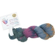 Lion Brand Wool-Ease Hand Dyed Yarn in Milky Way
