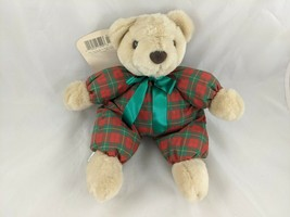 "Hallmark Merry Christmas Bear Plush 12"" Paws Open  Stuffed Animal - $27.15"