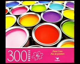 NEW 300 Piece Jigsaw Puzzle Cardinal 14 in. x 11 in., Bright Colorful Pa... - $5.18