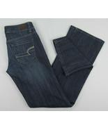 American Eagle jeans Favorite Boyfriend jeans Blue Womens Size 2 - $14.80
