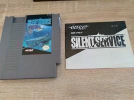 Nintendo NES Silent Service image 2