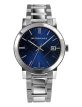 Burberry BU9031 The City Blue Dial Bracelet Watch 38 mm - Warranty - $285.00