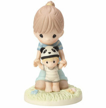 Behind You From Your Beary First Step Precious Moments Figurine Mom Chil... - $45.53