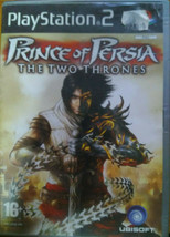 Prince of Persia: The Two Thrones (Sony PlayStation 2, 2005) USED PAL - $5.94