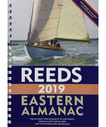 Reeds Eastern Almanac 2019 * PLUS * Reeds Marina Guide  : New Softcovers@ - $19.75