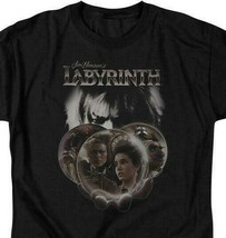 Jim Hensons Labyrinth retro 80s Sci-Fi Fantasy Movie graphic t-shirt LAB143 image 2