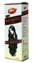 Dabur Maha bhringraj OIL Nourishes Hair & MAKES Long, Strong & Lustrous ... - $6.29