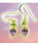FREE W $49 HAUNTED EARRINGS PSYCHIC MYSTIC VIEW SPIRITS MAGICK AMETHYST ... - $0.00