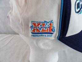 Reebok SUPER BOWL XLI INDIANAPOLIS COLTS Champions Locker Room Cap image 4