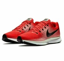 Nike Air Zoom Pegasus 34 Mens Running Shoes Speed Red Anthracite 880555-602 - $59.97