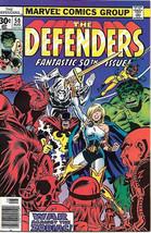 The Defenders Comic Book #50, Marvel Comics 1977 FINE+ - $4.25