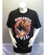 Vintage WWE Shirt - Undertaker Worldwide Evil Wrestlemania 20 - Mens Ext... - $149.00