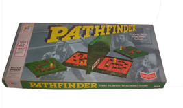 PATHFINDER VINTAGE 1977 MILTON BRADLEY BOARD GAME COMPLETE BOX SET TWO P... - $27.71